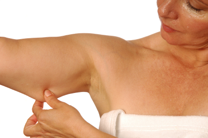 how to lose arm fat by focusing on 4 areas