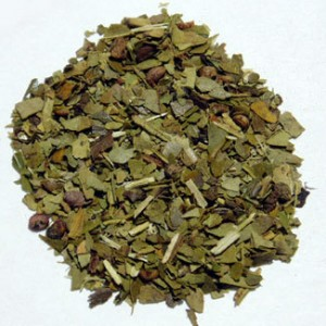 yerba mate for toned arms