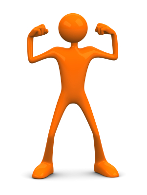 arm exercise character